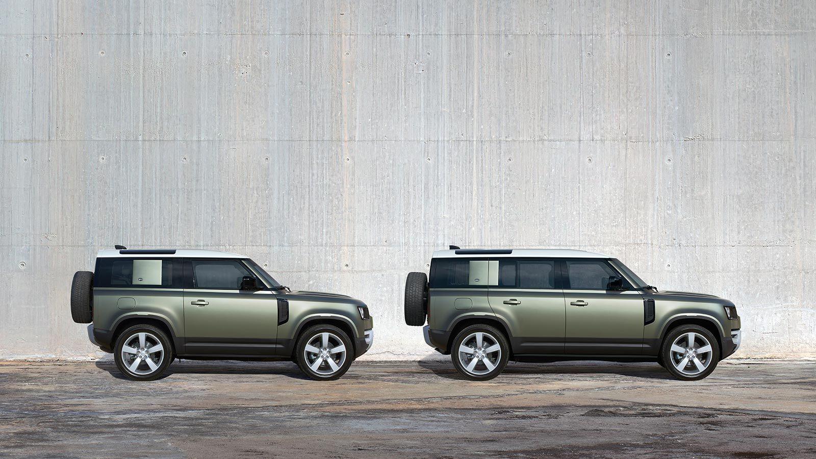 Defender Land Rover