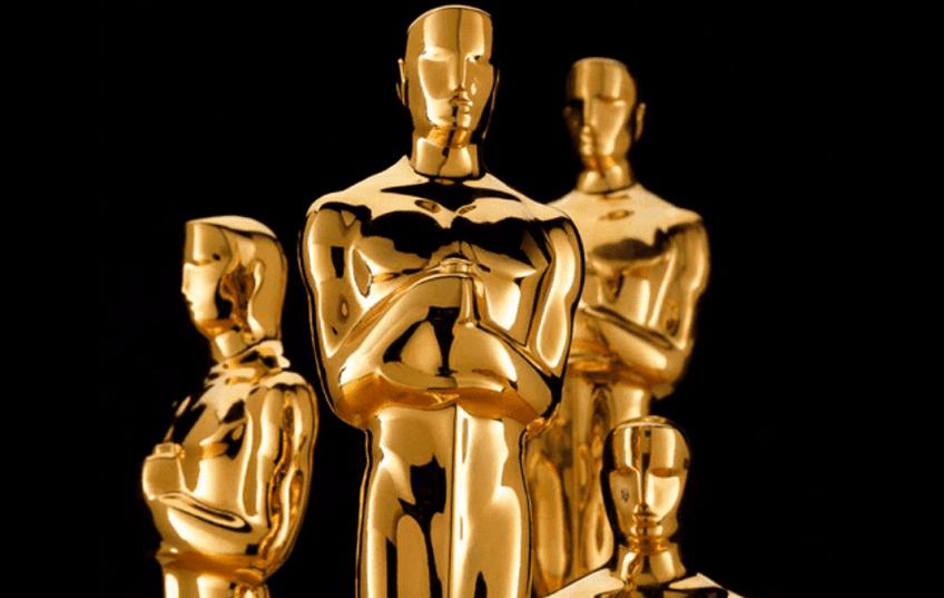 Estatuilla premios de la Academia.